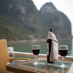 Отель Halong Golden Bay Cruise Люкс фото 3