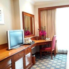 Boulevard Hotel Bangkok 4* Номер категории Премиум с различными типами кроватей фото 50