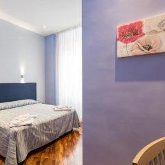 Отель La Grande Bellezza Guesthouse Rome 2* Стандартный номер с различными типами кроватей фото 12