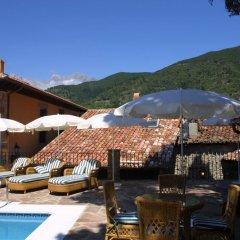 Отель Apartamentos Villa de Potes бассейн фото 3