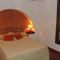 Отель Cuevas de Medinaceli Стандартный номер с разными типами кроватей фото 8