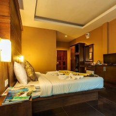 Отель Lanta Klong Nin Beach Resort 3* Стандартный номер фото 11