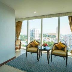 Aiyara Grand Hotel 4* Улучшенный номер с различными типами кроватей фото 3