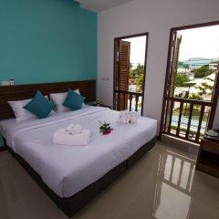 Отель BS Airport at Phuket 3* Стандартный номер с различными типами кроватей фото 2