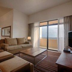 Отель Hilton Colombo Residence 5* Люкс с различными типами кроватей фото 5