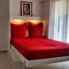Отель MyNice Tobias 3* Студия с различными типами кроватей фото 13