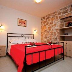Отель Villa Spaladium 4* Студия Делюкс с двуспальной кроватью фото 14