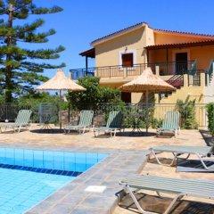 Отель Villa Medusa бассейн фото 2