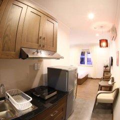 Апартаменты Song Hung Apartments Студия с различными типами кроватей фото 22