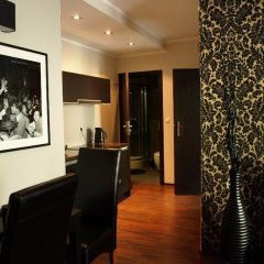 Отель Apartamenty Jazz 2 Апартаменты с различными типами кроватей фото 3