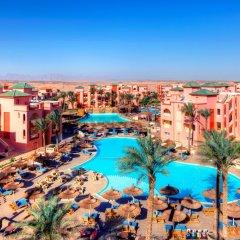 Отель Aqua Vista Resort & Spa Египет, Хургада - 1 отзыв об отеле, цены и фото номеров - забронировать отель Aqua Vista Resort & Spa онлайн балкон