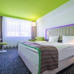 Отель Park Inn by Radisson Nuremberg 3* Улучшенный номер с различными типами кроватей фото 9