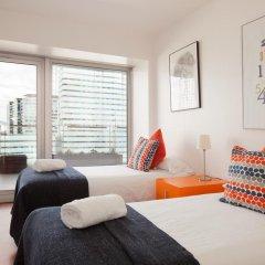 Апартаменты Rent Top Apartments Beach-Diagonal Mar Улучшенные апартаменты фото 15