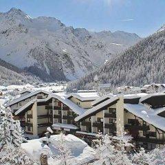 Отель Alpina Residence Стельвио спортивное сооружение