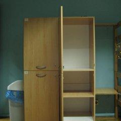 Star Hostel Belgrade Кровать в общем номере с двухъярусной кроватью фото 5