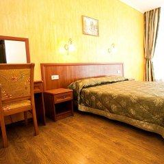 Гостевой Дом Юнона Семейный люкс с двуспальной кроватью фото 12