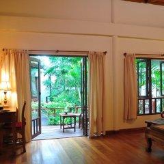Отель Royal Lanta Resort & Spa 3* Улучшенный номер с различными типами кроватей фото 2