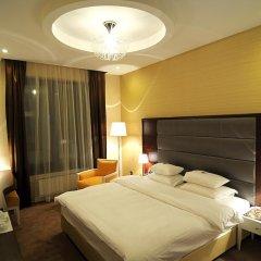 Crystal Hotel Belgrade 4* Номер Делюкс с 2 отдельными кроватями фото 3
