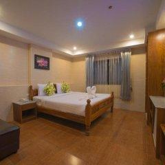 Отель VITS Patong Dynasty 3* Улучшенный номер двуспальная кровать фото 3