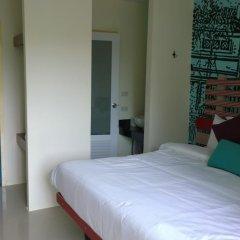 Отель The Pho Thong Phuket 3* Номер Эконом разные типы кроватей фото 7