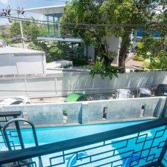 Beehive Phuket Oldtown Hostel Номер Делюкс фото 6