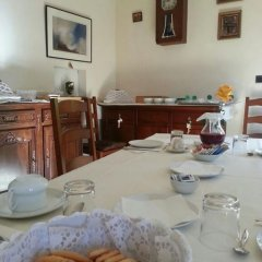 Отель Villa Trinacria Сиракуза питание