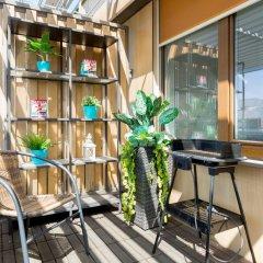 Апартаменты Sun Resort Apartments Улучшенные апартаменты с различными типами кроватей фото 20