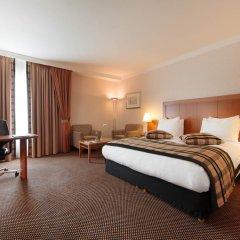Отель Crowne Plaza Brussels Airport 4* Стандартный номер с различными типами кроватей фото 4