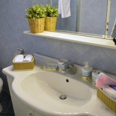 Отель Sand Resort ванная фото 2