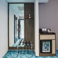 Гостиница Миротель Новосибирск 4* Апартаменты с разными типами кроватей фото 10