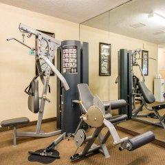 Отель Comfort Inn & Suites near Universal Orlando Resort фитнесс-зал фото 2