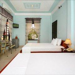 Отель Dong Nguyen Homestay Riverside 2* Стандартный номер с различными типами кроватей фото 2