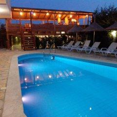 Отель Durazzo Resort & Spa бассейн фото 3