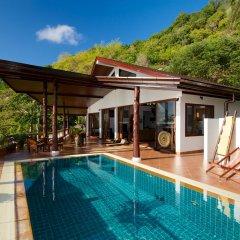 Отель Villa YoYo бассейн фото 3