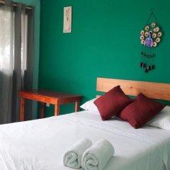 Отель Mansion Giahn Bed & Breakfast Мексика, Канкун - отзывы, цены и фото номеров - забронировать отель Mansion Giahn Bed & Breakfast онлайн комната для гостей фото 9