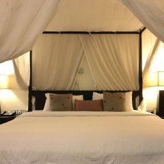 Отель Siloso Beach Resort, Sentosa 3* Вилла с различными типами кроватей фото 2