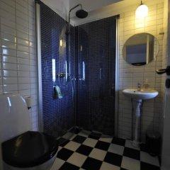 Отель Gustav Bed & Kitchenette Швеция, Гётеборг - отзывы, цены и фото номеров - забронировать отель Gustav Bed & Kitchenette онлайн ванная фото 2