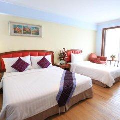 Karnmanee Palace Hotel 4* Номер Делюкс с различными типами кроватей фото 4