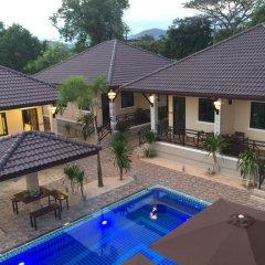 Отель Namphung Phuket бассейн