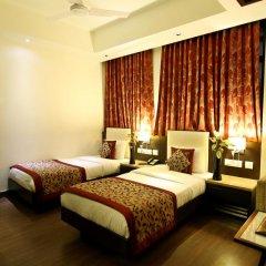Отель The Prime Balaji Deluxe @ New Delhi Railway Station 3* Номер Делюкс с различными типами кроватей фото 5