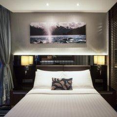 Отель The Continent Bangkok by Compass Hospitality 4* Улучшенный номер с различными типами кроватей фото 8