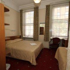Ridgemount Hotel 2* Стандартный номер с различными типами кроватей фото 9