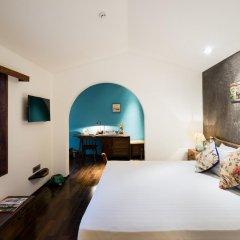Отель The Myst Dong Khoi 5* Стандартный номер с различными типами кроватей фото 17
