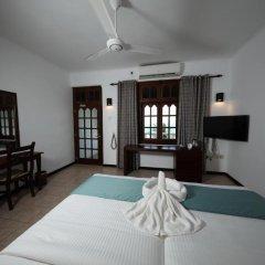 Отель Royal Beach Resort Шри-Ланка, Индурува - отзывы, цены и фото номеров - забронировать отель Royal Beach Resort онлайн комната для гостей фото 5
