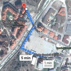 Отель Edelweiss Studios Болгария, Банско - отзывы, цены и фото номеров - забронировать отель Edelweiss Studios онлайн спортивное сооружение