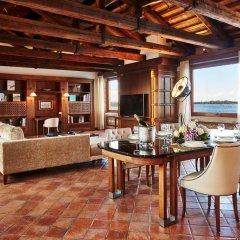 Отель San Clemente Palace Kempinski Venice 5* Президентский люкс с различными типами кроватей фото 3
