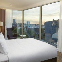 Отель Hilton Tallinn Park 4* Люкс с разными типами кроватей
