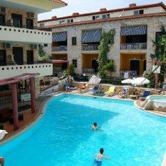 Отель Philoxenia Spa Hotel Греция, Пефкохори - отзывы, цены и фото номеров - забронировать отель Philoxenia Spa Hotel онлайн бассейн фото 2