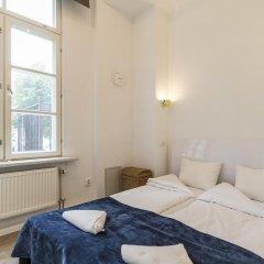 Aquamarine Pirita Hotel 3* Стандартный номер с двуспальной кроватью (общая ванная комната)