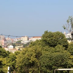 B.a. Hostel Лиссабон балкон